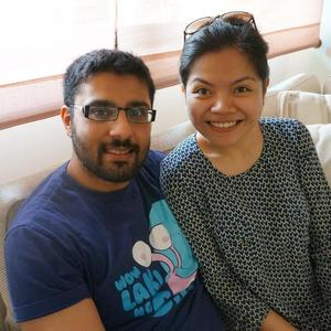 Patricia & Prabhav Wedding Registry
