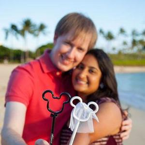Prachi & John Wedding Registry