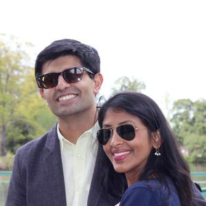 Praneetha & Kumar Wedding Registry