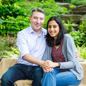 Priya & James Wedding Registry