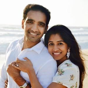 Raj & Sameera Wedding Registry