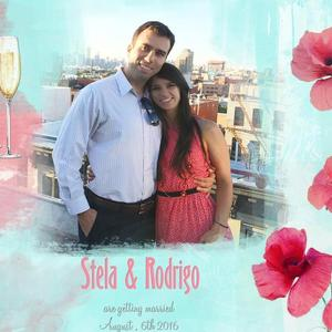 Stela & Rodrigo Wedding Registry