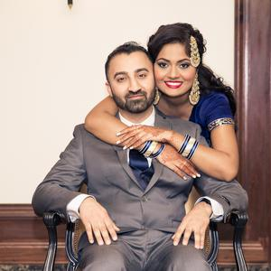 Rupinder  & Jatinder Wedding Registry