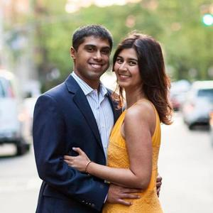 Sandeep & Abha Wedding Registry