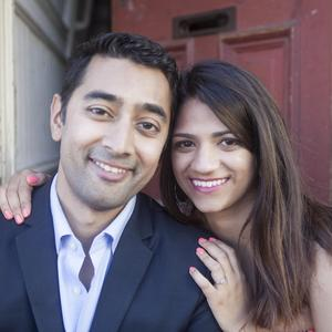 Sangram & Aneri Wedding Registry