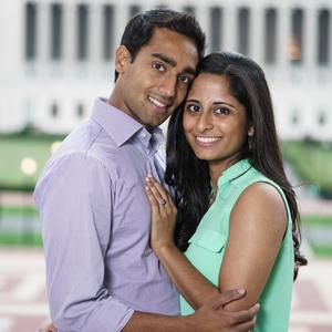 Vaidehi & Sanjiv Wedding Registry