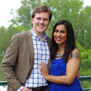 Sunita & John Henry Wedding Registry