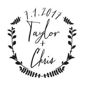 Taylor & Chris Wedding Registry