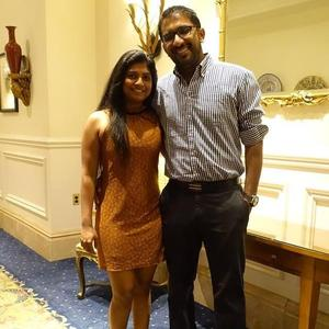 Swetha & Jithin Wedding Registry