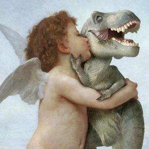 T-REX & Raptor Wedding Registry