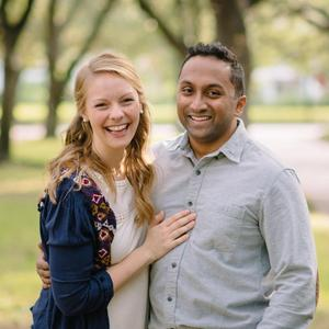 Emily & Rohit Wedding Registry