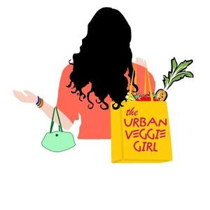 Urban Veggie Girl Wedding Registry