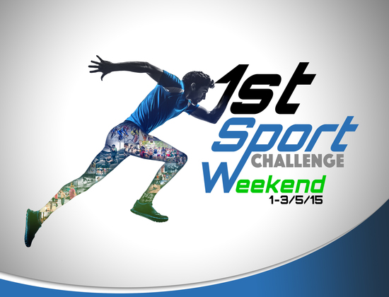 1st Sport Challenge Weekend