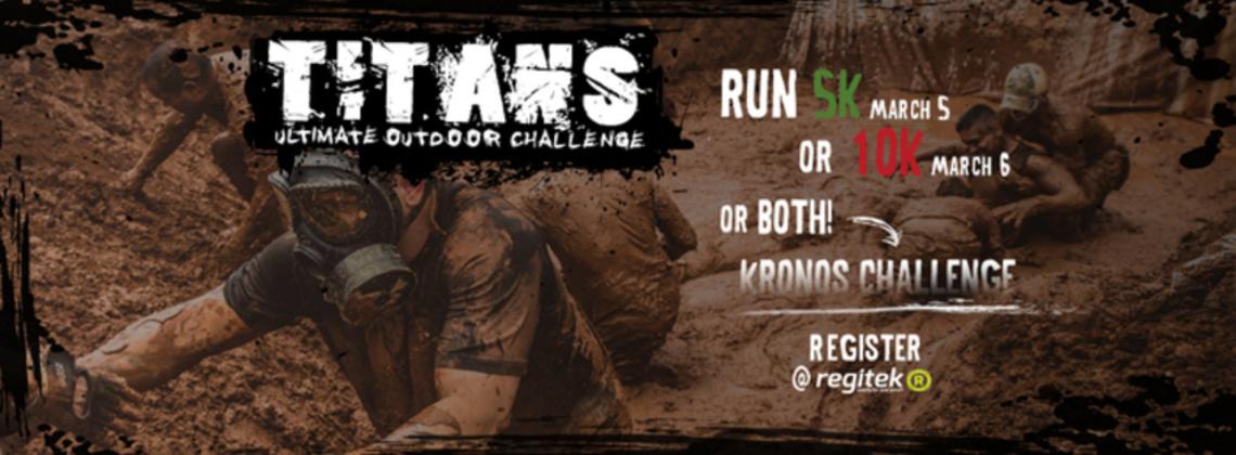 Titans Race Weekend