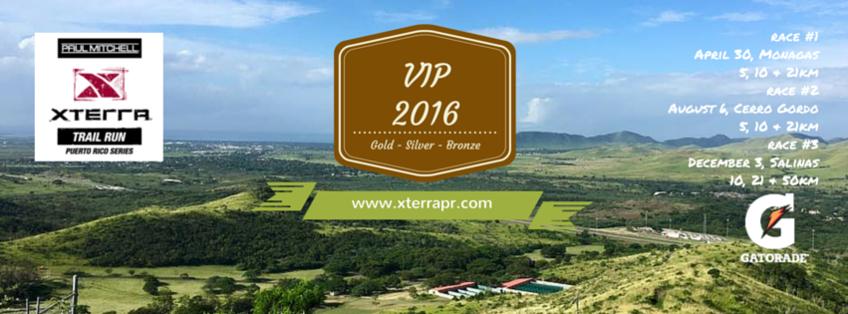 XTERRA Puerto Rico 2016 VIP Pass