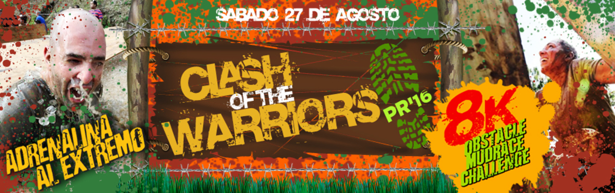 CLASH OF THE WARRIORS