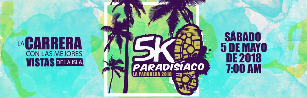 5K Paradisiaco @ La Parguera 2018