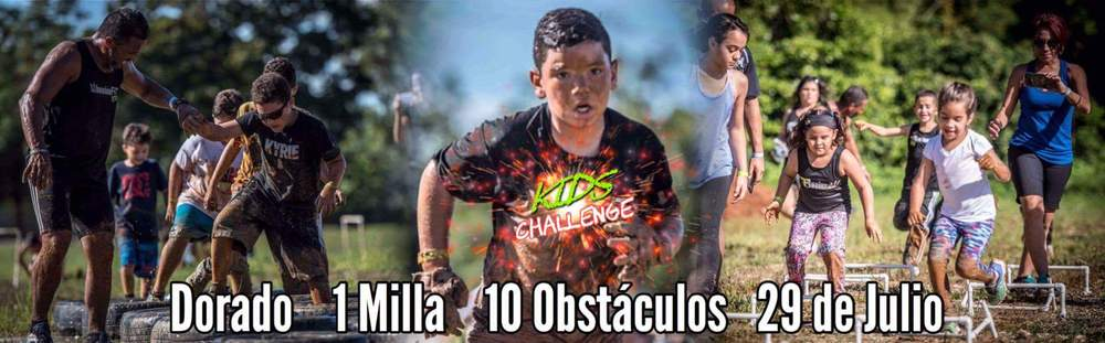 Kids Challenge Dorado 2017