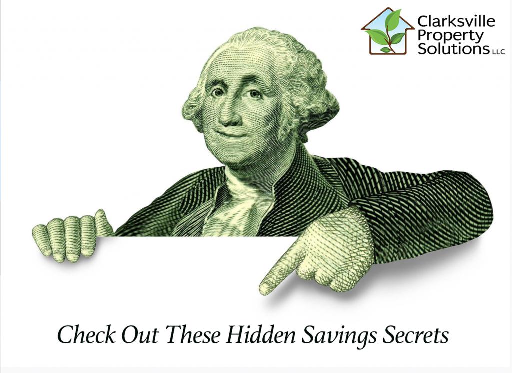 hidden savings secrets home ownership Clarksville TN / Oak Grove KY