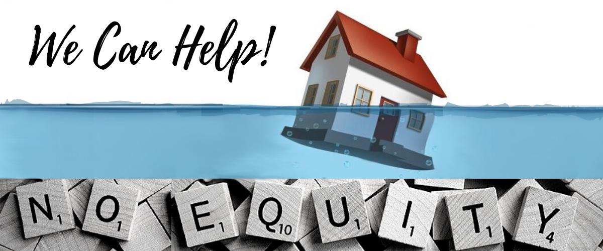 no equity Clarksville TN house underwater