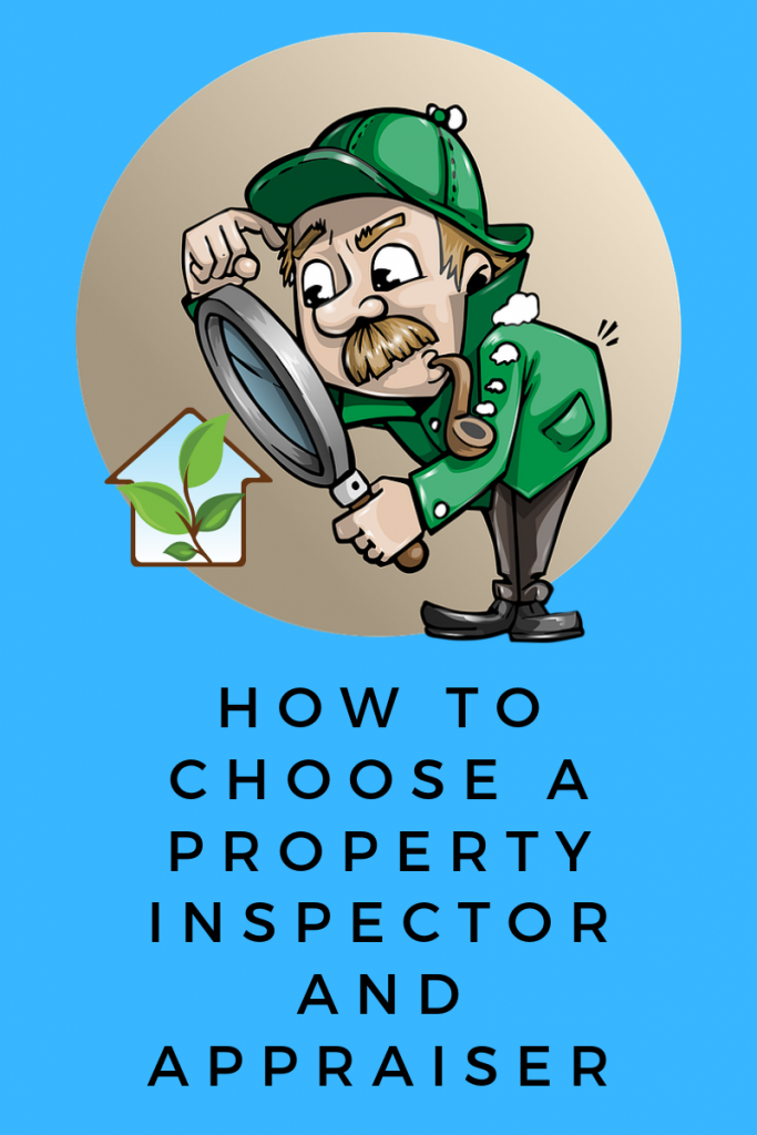 How To Choose A Property Inspector and Appraiser in Clarksville TN