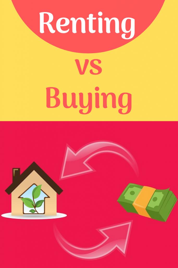 Benefits of renting vs buying in Clarksville