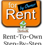 Homes For Rent By Owner In Clarksville – Rent-To-Own Step-By-Step