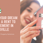 How To Buy Your Dream Home Using A Rent To Own Agreement in Clarksville