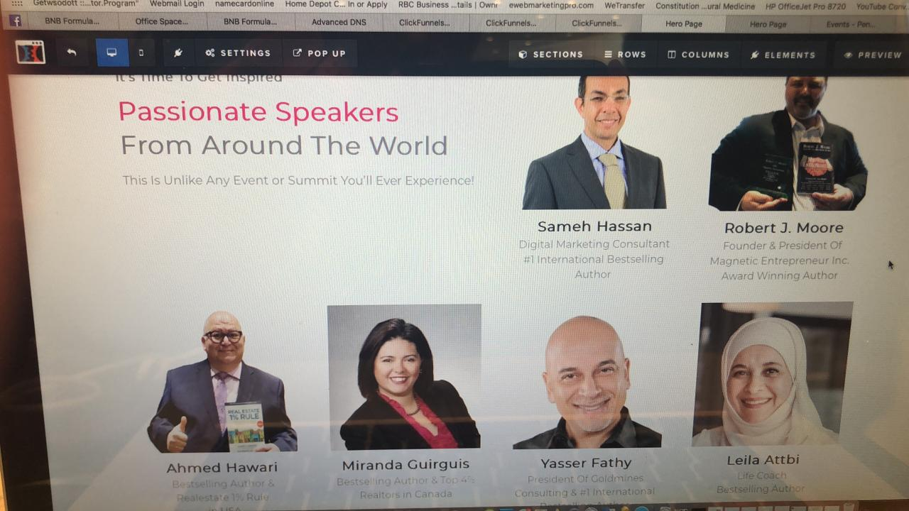 Dubai Speaker Panel 03-2019