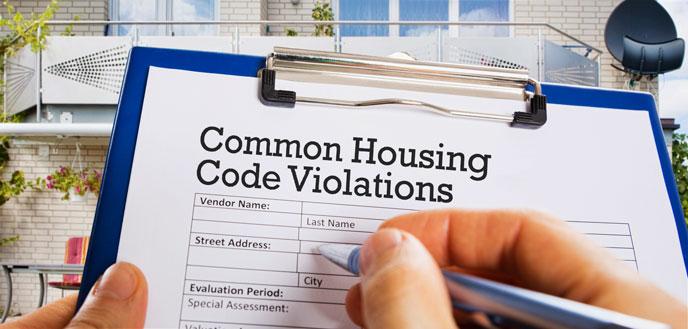 common-housing-code-violations