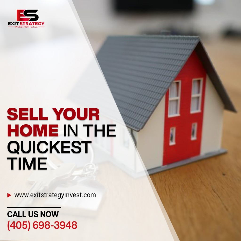 Sell My House Fast Tulsa - Exit Strategy Investments