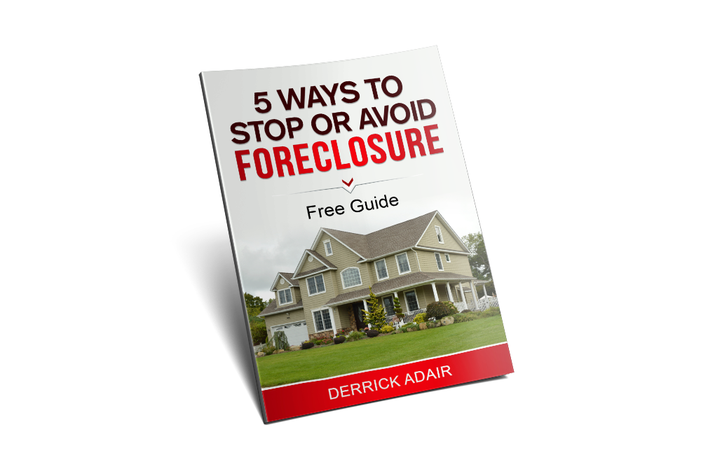 Free Guide: 5 Ways You Can Avoid or Stop Foreclosure | Exit Strategy Investments