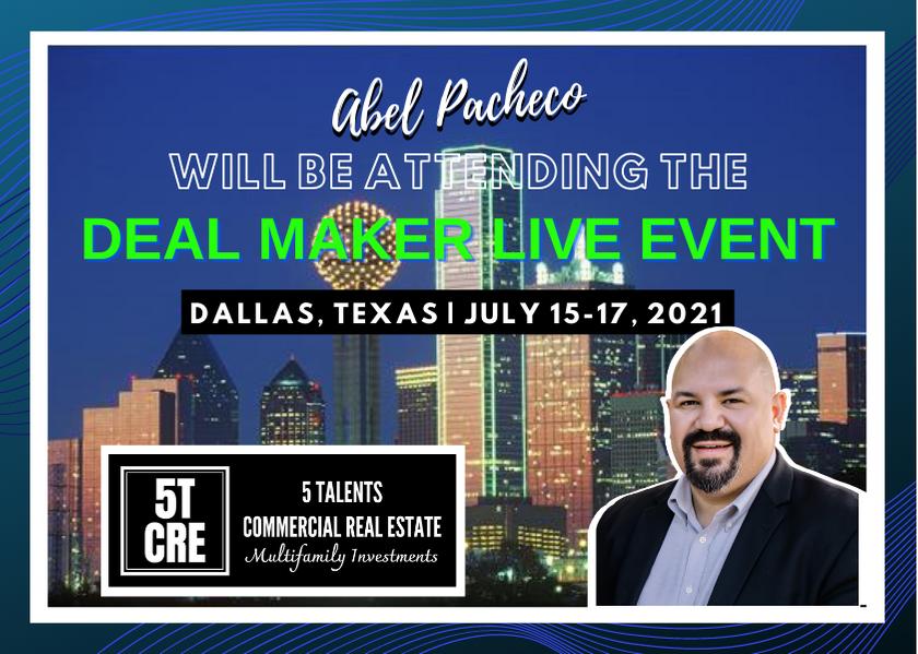 Deal Maker Live Event
