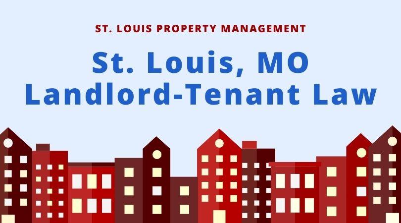 landlord-tenant laws mo