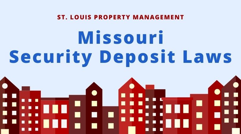 security deposit laws