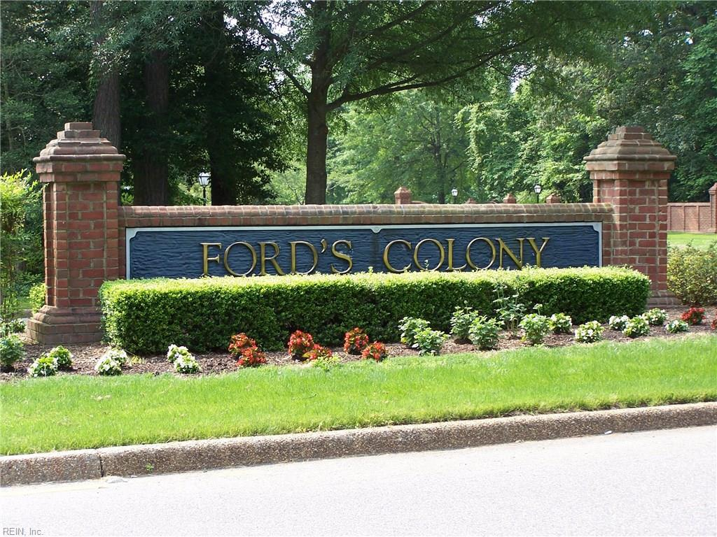 FORDS COLONY