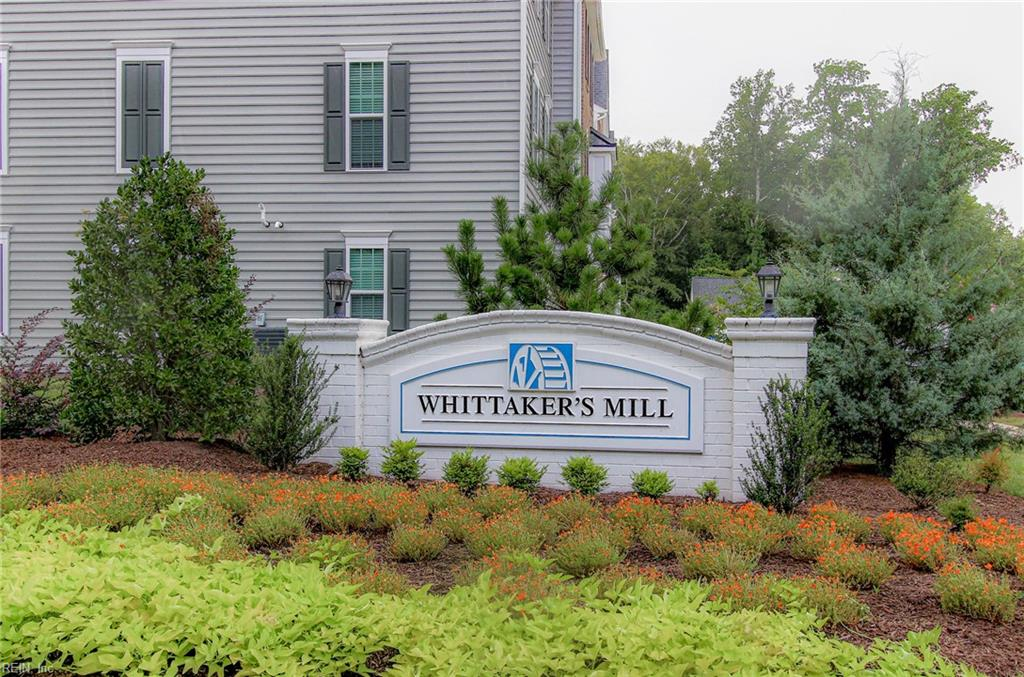 WHITTAKERS MILL