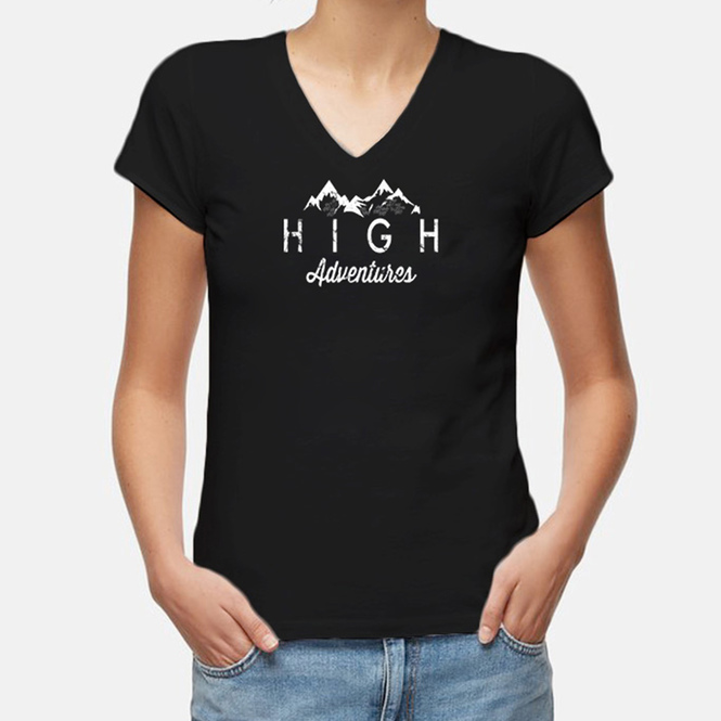 High Adventures 100% Cotton T-Shirt