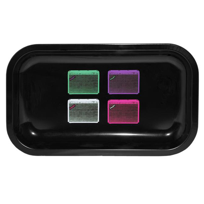 Loud Amp Medium Metal Rolling Tray