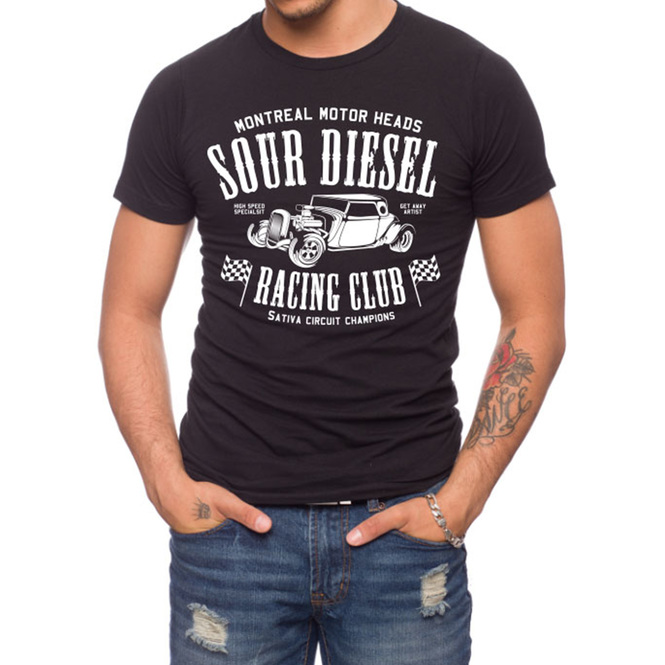 Sour Diesel Racing 100% Cotton T-Shirt