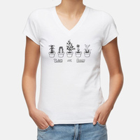 Plants Are Friends 100% Cotton T-Shirt