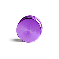 "Purple Two Piece Shredding Type Grinder With a 1.5"" Diameter"