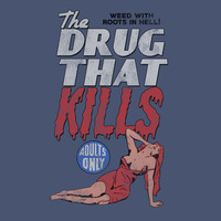 The Drug That Kills 50% Cotton/50% Polyester T-Shirt