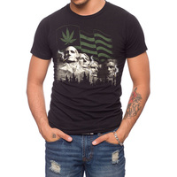 Mt. Kushmore 100% Cotton T-Shirt