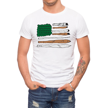 Freedom Flag 100% Cotton T-Shirt
