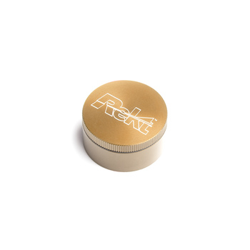 "Gold 2-Stage Toothless Grinder 1.5"" Diameter"
