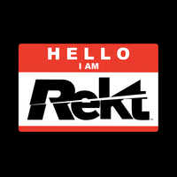 Hello I Am Rekt 100% Cotton T-Shirt