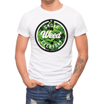 Smoke Weed Everyday T-Shirt 100% Coton
