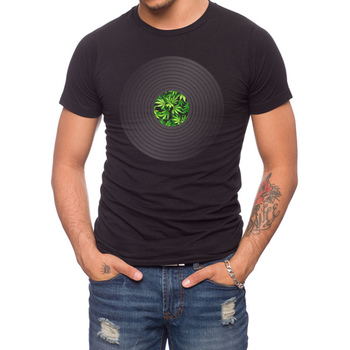 Weed LP 100% Cotton T-Shirt