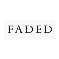 Faded 100% Cotton T-Shirt